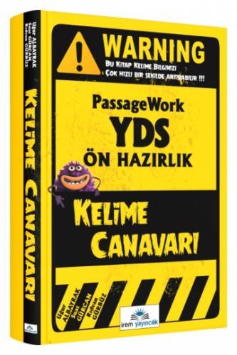 Modadil Passagework YDS Ön Hazırlık Kelime Canavarı
