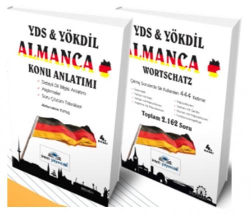 İrem Yayıncılık YDS YÖKDİL Almanca Konu Anlatımlı Wortschatz Abdurrahi