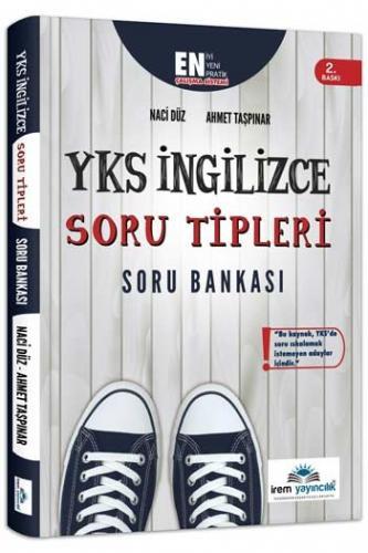İrem Yayıncılık YKS İngilizce Soru Tipleri Soru Bankası