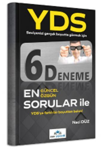 İrem YDS 6 Deneme En Güncel Sorular ile 2017