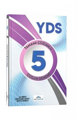 İrem YDS Tamamı Çözümlü 5 Özgün Deneme