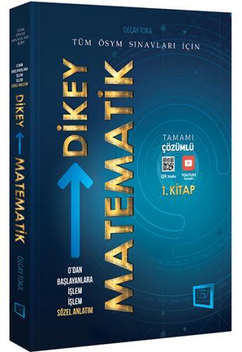 657 Dikey Matematik Soru Bankası 1. Kitap Çözümlü Sorular