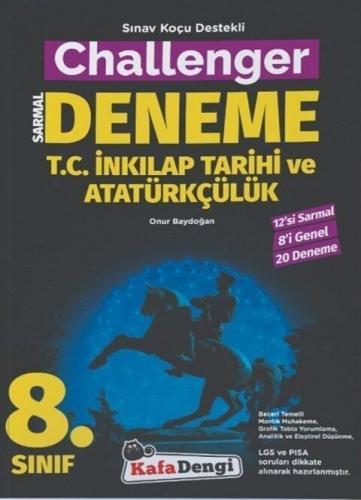 Kafa Dengi Yayınları 8. Sınıf T.C. İnkılap Tarihi ve Atatürkçülük Chal