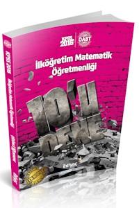 KAMPANYALI İhtiyaç KPSS ÖABT İlköğretim Matematik Öğretmenliği Çözümlü 10 Deneme 2016
