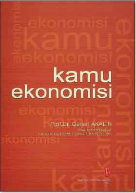 Kamu Ekonomisi - Güneri Akalın