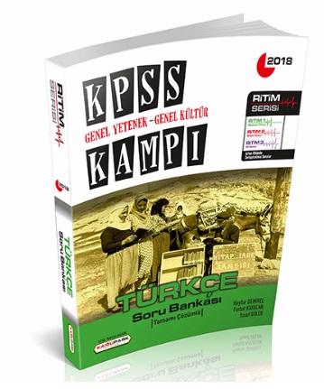 Kamupark KPSS Kampı Genel Yetenek Genel Kültür Türkçe Soru Bankası