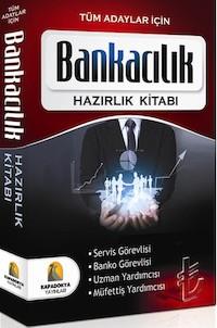 Kapadokya Bankacılık Konu Anlatımlı Hazırlık Kitabı