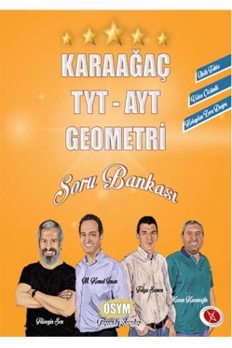 Karaağaç Yayınları TYT AYT Geometri Video Çözümlü Soru Bankası