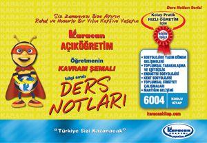 Karacan 3.Sınıf Sosyoloji - 6004