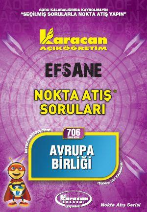 Karacan Avrupa Birliği - 706