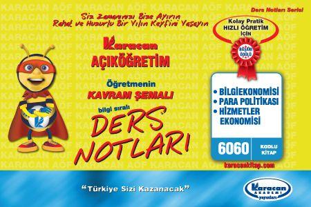Karacan Bilgi Ekonomisi - Para Politikası - Hizmetler Ekonomisi - 6060