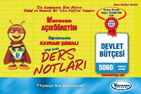 Karacan Devlet Bütçesi - 5060