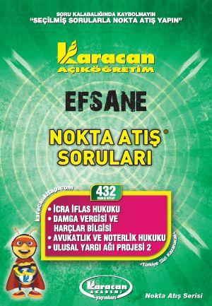Karacan Efsane Nokta Atış Soruları - 432