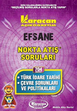 Karacan Efsane Nokta Atış Soruları - 704