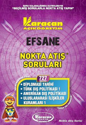 Karacan Efsane Nokta Atış Soruları - 727