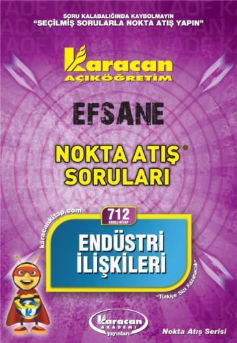 Karacan Endüstri İlişkileri - 712