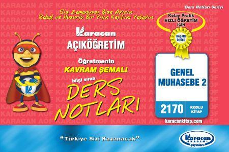 Karacan Genel Muhasebe 2 - 2170
