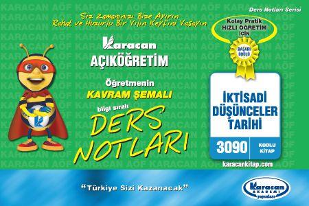Karacan İktisadi Düşünceler Tarihi - 3090