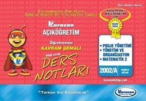 Karacan İktisat - 2002A