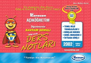 Karacan İktisat - Kamu - Çeko - Maliye - 2002