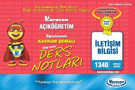 Karacan İletişim Bilgisi - 1340