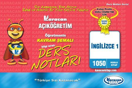 Karacan İngilizce 1 - 1050