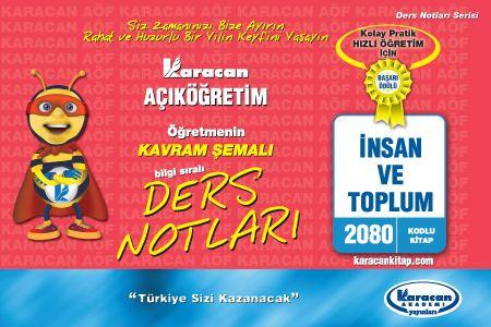 Karacan İnsan ve Toplum - 2080