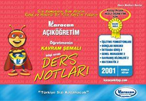 Karacan İşletme - Konaklama Ortak - 2001
