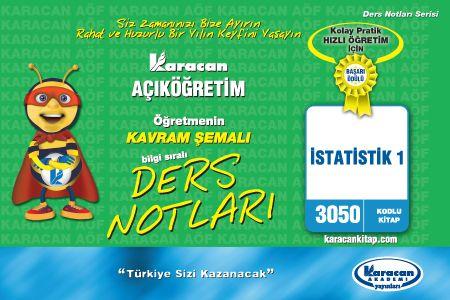 Karacan İstatistik 1 - 3050