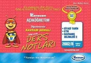 Karacan Kamu Yönetimi - 2002B