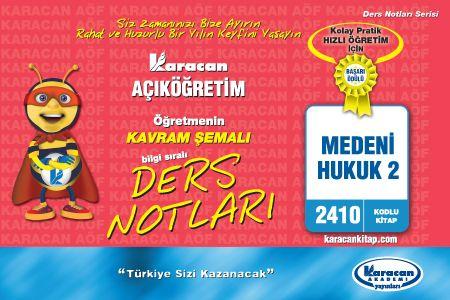 Karacan Medeni Hukuk 2 - 2410