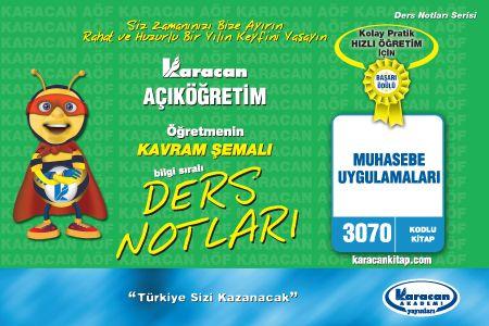 Karacan Muhasebe Uygulamaları - 3070