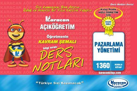 Karacan Pazarlama Yönetimi - 1360