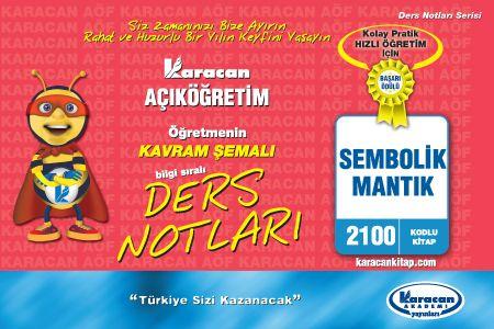 Karacan Sembolik Mantık - 2100