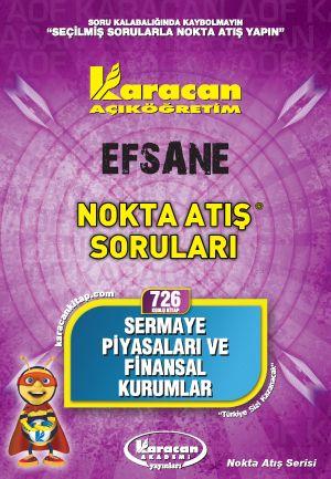 Karacan Sermaye Piyasaları ve Finansal Kurumlar - 726