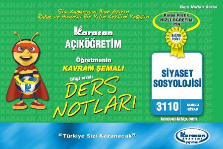 Karacan Siyaset Sosyolojisi - 3110