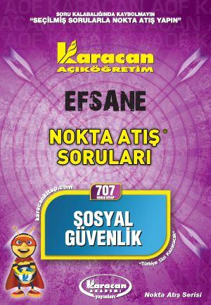 Karacan Sosyal Güvenlik - 707