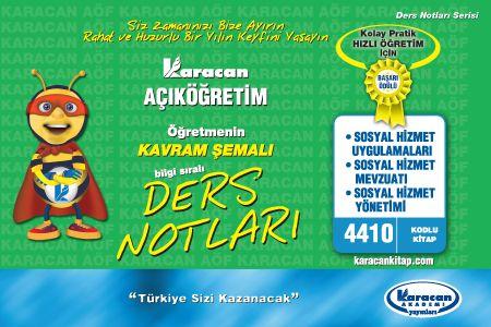 Karacan Sosyal Hizmet Uygulamaları - Sosyal Hizmet Mevzuatı - Sosyal Hizmet Yönetimi - 4410