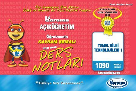 Karacan Temel Bilgi Teknolojileri 1 - 1090