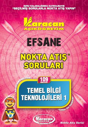 Karacan Temel Bilgi Teknolojileri 1 - 109