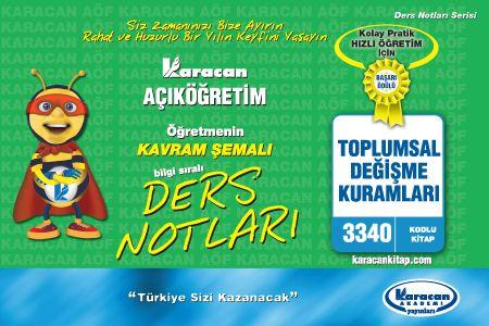 Karacan Toplumsal Değişme Kuramları - 3340