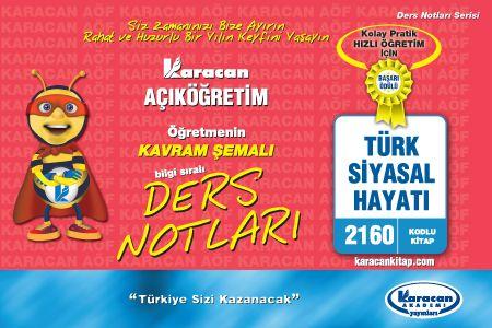 Karacan Türk Siyasal Hayatı - 2160