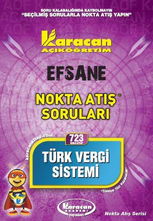 Karacan Türk Vergi Sistemi - 723