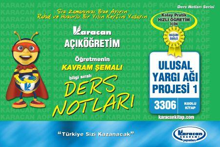Karacan Ulusal Yargı Ağı Projesi 1 - 3306
