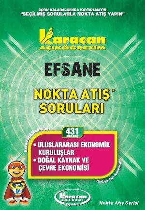 Karacan Uluslararası Ekonomik Kuruluşlar - Doğal Kaynak ve Çevre Ekonomisi - 431