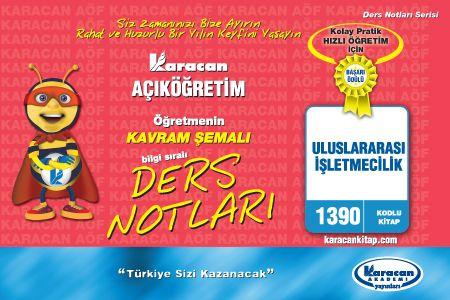 Karacan Uluslararası İşletmecilik -1390