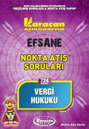 Karacan Vergi Hukuku - 724