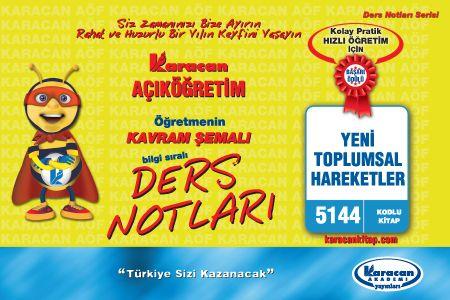 Karacan Yeni Toplumsal Hareketler - 5144