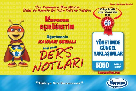 Karacan Yönetimde Güncel Yaklaşımlar - 5050