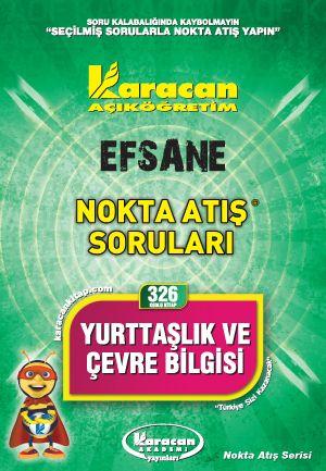 Karacan Yurttaşlık ve Çevre Bilgisi - 326